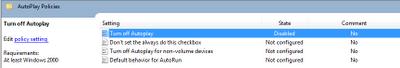 Cara Mematikan Autorun Pada Windows 7